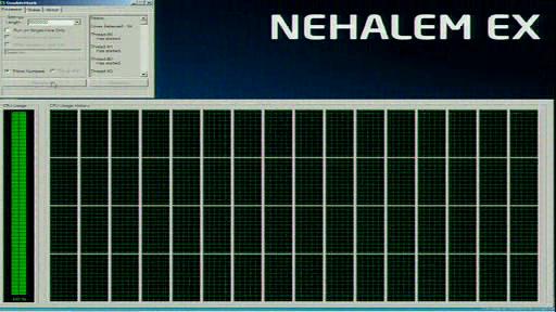 Nehalem EX - 32 jadier na jednom serveri