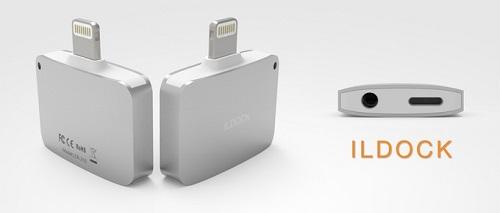 ... iPhone dva napájacie Lightning porty. Poslednou dostupnou verziou je  iLDOCK Plus f629b04ec1a