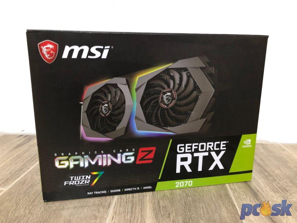 RTX 2070 vs GTX 1070 vs RX 570 8GB vs RX 570 4GB | pc sk