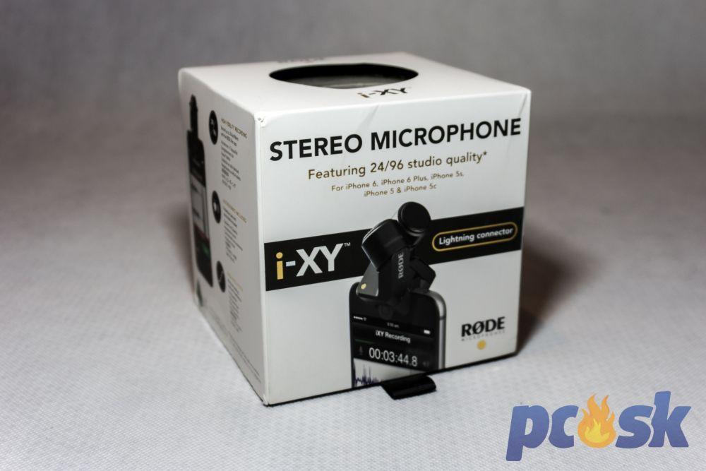 Pripojiť mikrofón k iPhone